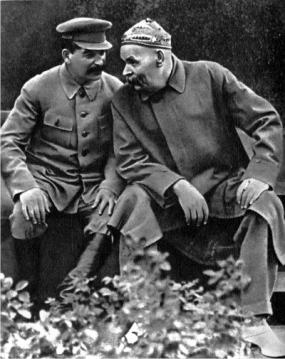 Stalin-con-Gorki.