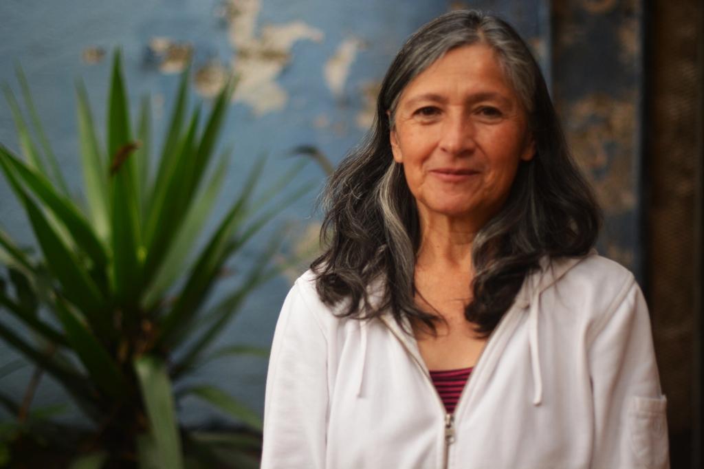 Cecialia Chérrez. Foto: Isabel Salcedo - OCARU