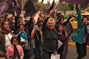 Fotografía de la marcha Vivas Nos Queremos en Quito / Jose Escobar, https://www.flickr.com/photos/joc_deux/