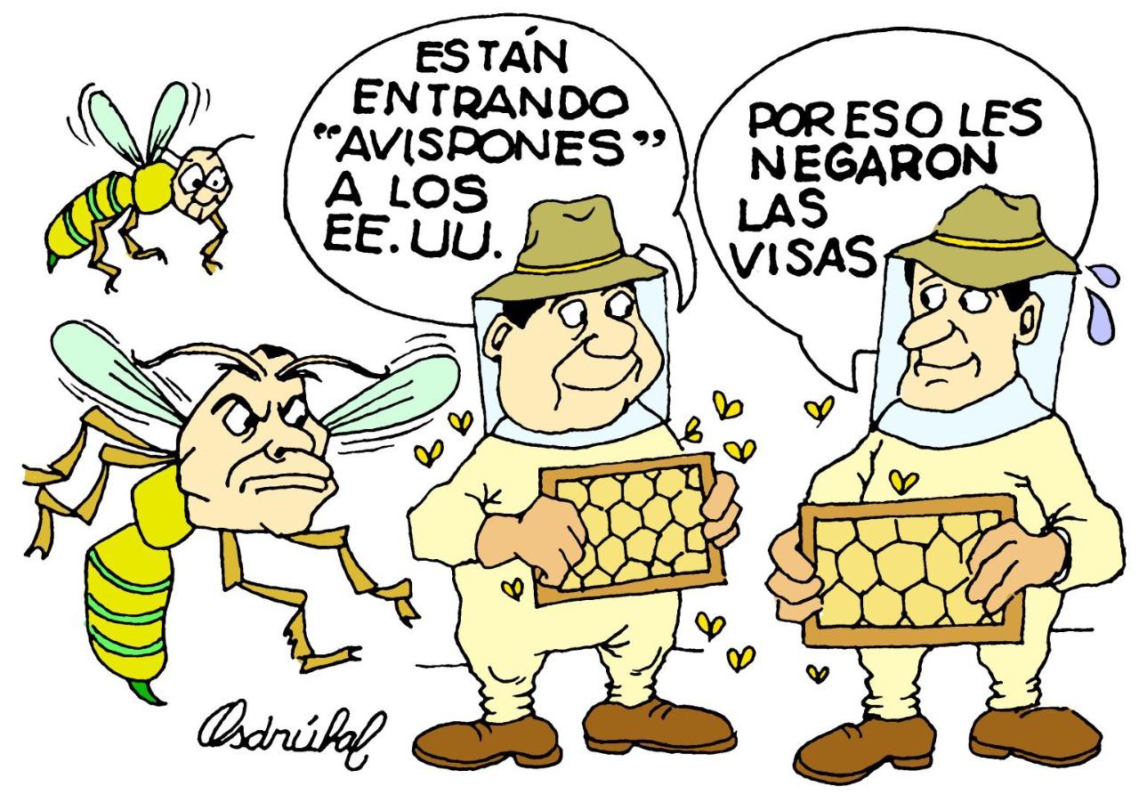 Caricatura de Asdrúbal